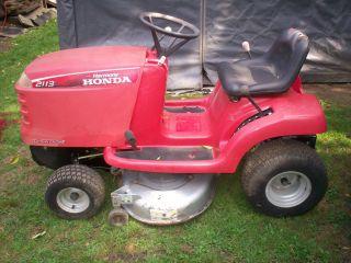 Honda 2113 Lawn Tractor