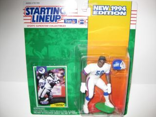 1994 Lawrence Taylor SLU N Y Giants w Protech Case