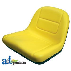 Replacement Seat for John Deere Lawn Mower A GY20496