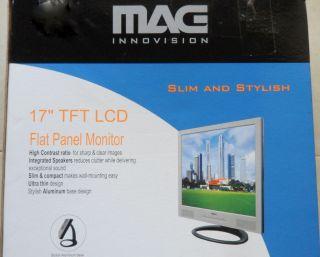 Mag Innovision 17 TFT LCD Flat Panel Monitor