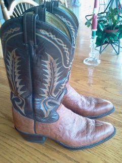 Tony Lama Western Cowboy Boot 10 5 6532