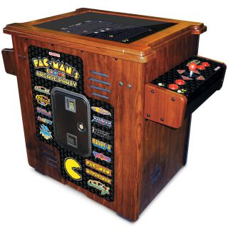 Authentic Replica Pac Man Arcade Coctail Table 19 LCD Monitor