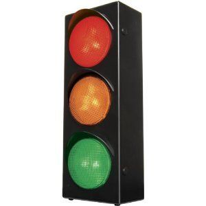 Lava Lite Classic Lamp Traffic Light