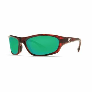 New Costa Del Mar Maya Tortoise Green Mirror 580G