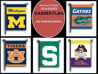 Official College Garden Flag University Garden Flag College Flags