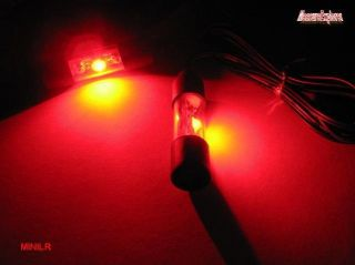 Double Tube Large Power Red LED Grow Growing Light Lighting