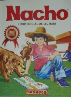 Nacho Lee Libro de Lectura 2011 Revised Edition Español Spanish
