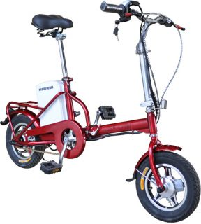 New Folding Electric Bike Moped Bicycle Free Shipping Hybrid