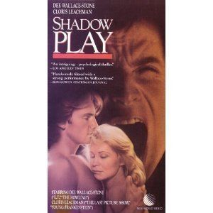 Shadow Play VHS 1991 Dee Wallace Leachman RARE 092091191767