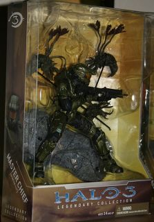 Halo 3 Legendary Collection video game MASTER CHIEF Action Figure