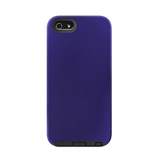 Acase Superleggera Pro Dual Layer Case Cover for Apple iPhone 5 Purple