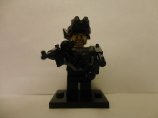 Lego Custom Military Army Minifigure New