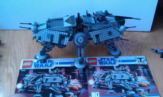 Lego Star Wars Atte No Mini Figures