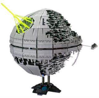 Lego 10143 Star Wars Death Star II Retired New Damaged Outer Box
