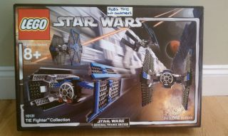 Lego Star Wars Tie Fighter Collection 10131 MNIB A