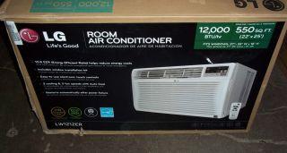 LG Electronics 12 000 BTU Window Air Conditioner