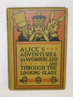 Lewis Carroll Alices Adventures in Wonderland M A Donohue Co
