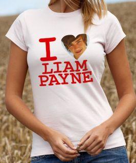 Love Liam Payne x Factor T Shirt TTC1189