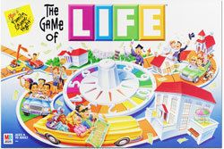 Game Of Life Board Game Age 9 04000 FREE EXPEDITED SHIP Milton Bradley