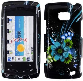 LG Ally VS740 Faceplate Phone Cover Hard Case Skin HBFR