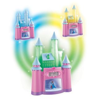 Disney Princess Magical Light Up Storyteller Alarm Clock
