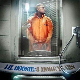 Lil Boosie 8 More Years 2 Official Mixtape Hip Hop CD