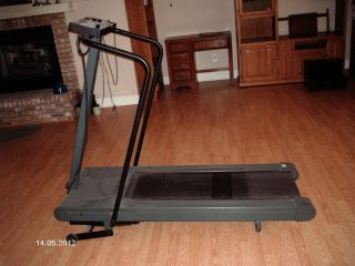 Lifestyler 8 0 treadmill 1 5 hp dc motor 0 8 mph incline extended