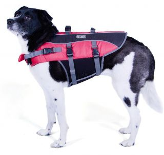 Outward Hound Dog Life Jacket Preserver Lifejacket Pink XXS XL