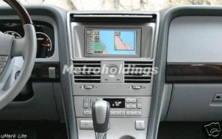 Lincoln Aviator LS Navigator 2003 04 05 06 Video Input
