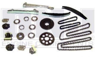 2001 2004 Lincoln Blackwood Navigator 5 4 DOHC V8 32V Timing Chain Kit