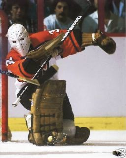 Pelle Lindbergh Philadelphia Flyers NHL Hockey Photo