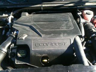 Engine Transmission Lincoln MKS 3 5L Ecoboost V6 Twin Turbo