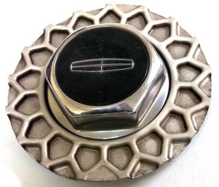 LINCOLN TOWN CAR # F0VC 1A096 CONTINENTAL WHEEL HUBCAP hub CENTER CAP