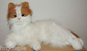 Friends Lulu Plush Stuffed Realistic Toy My Cuddlin Kitty Cat