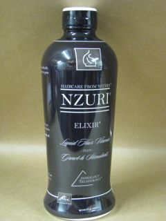 32 Ounce Nzuri Elixir Liquid Hair Vitamin Plus Growth Stimulants
