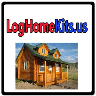 Log Home Kits us ONLINE DOMAIN FOR SALE CABIN HOUSE PACKAGE MODULAR