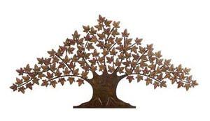 Lone Tree Metal Wall Art Sculpture Decoration New