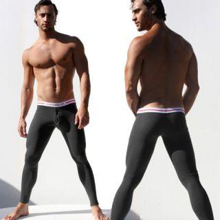 Rufskin Charcoal JT Long John Pants Button Up Fly