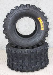 Suzuki LTZ 400 Rear Race Tires
