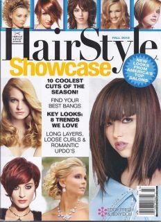 Magazine Seasonal Cuts Best Bangs Key Looks Long Layers Updos