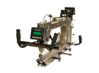 Gammill Optimum Plus Longarm Quilting Machine wi Stand (Stitch