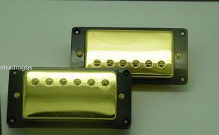 Pcs New Gold Humbucker Pickup for Guitar High Quality LLYN003