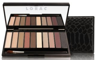 LORAC Femme Fatale Eye Shadow Palette ~ 10 Beautiful Shades ~ 100%