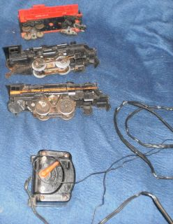 Vintage Lionel Train Set,# 27 Engine Lot,Antique,Lionel Transformer