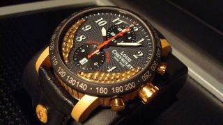 LOUIS CHEVROLET FRONTENAC Chronograph with Date Limited Edition Model