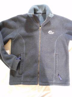 Lowe Alpine Womens Full Zip Polartec Fleece Jacket EC