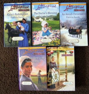Amish Country   Complete Series   Davids  Love Inspired Christian Book