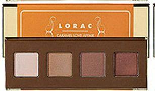 LORAC Eye Candy Shadow Set *Caramel Love Affair* Golden Palette *Great