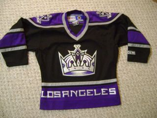 CCM Los Angeles Kings Hockey Jersey