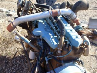 International DT 360 Diesel Engine